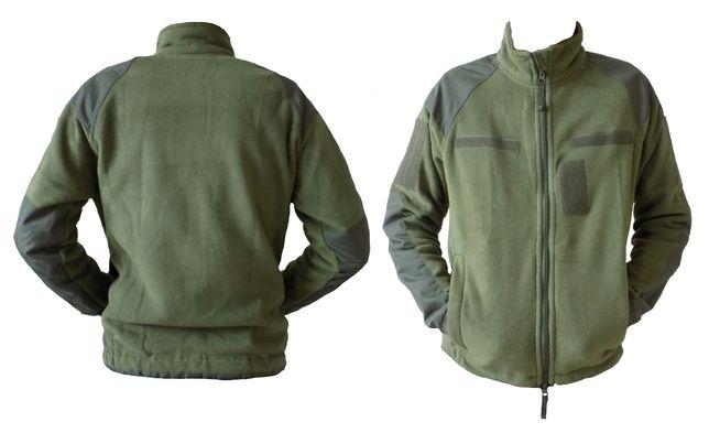 Куртка/кофта флисовая с вставками НГУ ЗСУ Запорожье - изображение 1