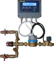 Электронный дозатор-смеситель воды Serv_W21M (для пекарен)