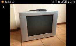 Телевизор Филипс Philips с плоским экраном рабочий, отличное состояние