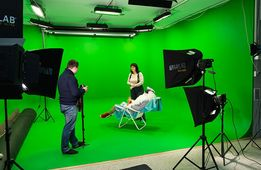 Профессиональная видеосъемка 1-5 камер Трансляции Квадрокоптер Фото