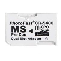 Адаптер MS Pro Duo Dual Slot (2 microSD)