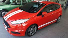 2015 FORD FIESTA 1.6 ST ECOBOOST GDTi