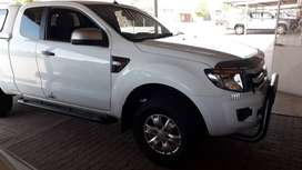 Ford Ranger 3.2-6, SuperCab 4x4 with Canopy