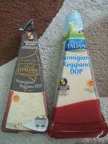 Сыр Пармезан (22 мес., 30 мес. выдержки) (300 гр., 250 гр.) (Италия)