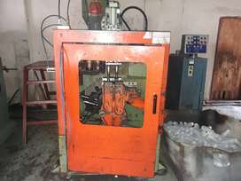 Injection & Blow Moulding Machines