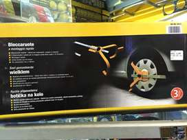 Car Security Wheel Clamp, brand new, solution to parking in no parking