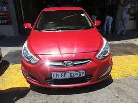Hyundai accent for sale at very low price