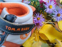 Пінетки,Кросовки Том (Тom.m baby)