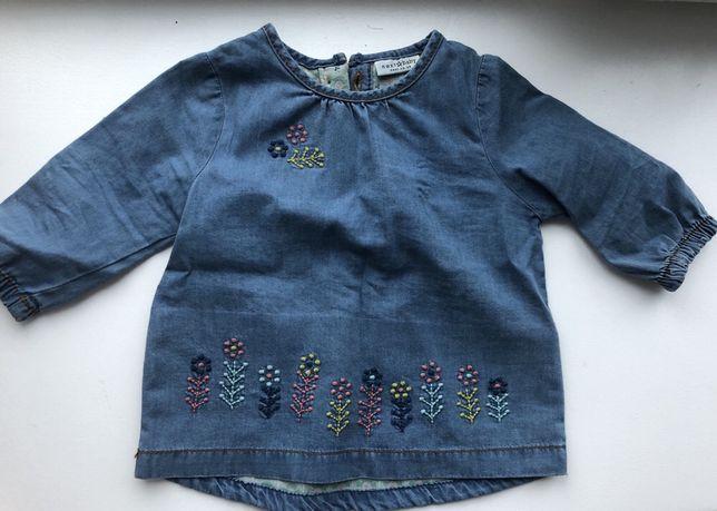 Некст джинсовая кофточка Чернигов - изображение 1