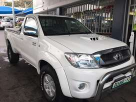 Toyota Hilux 3.0 D4D Single cab