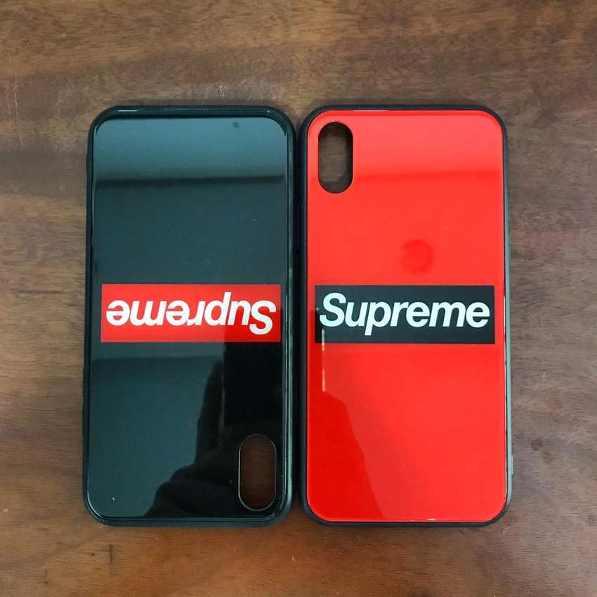 Supreme iphone covers 0