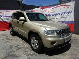 2011 Jeep Grand Cherokee 5.7 Overland At - R199,900