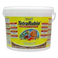 Корм Tetra Rubin для рыб в хлопьях, усиление окраса, 10 л