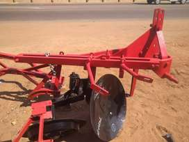 1 Disc plough