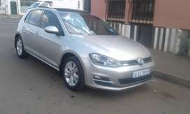 2014 Vw Golf VII Tsi BlueMotion