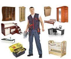 Услуги по сборке корпусной мебели