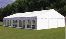 Marquee tent.
