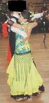 Платье для бальных танцев. St.Донецк.