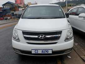 2012 Hyundai H-1 2.5 CRDI Manual