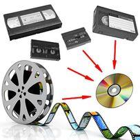 Оцифровка видеокасет всех форматов на DVD, флешку.Видеоперезапись.