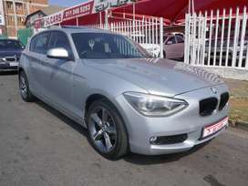 2014 BMW 1 Series 116i 5-Door M Sport Auto