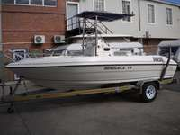 Benguela 19 C/C Boat with 2 x Yamaha 70HP Motors for sale  South Africa