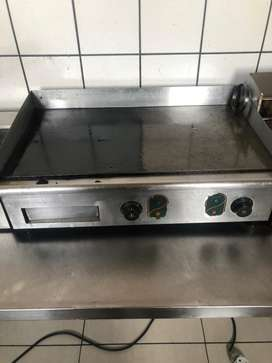 Electric Flat Griller