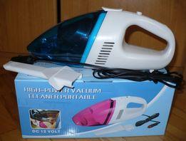 High Power Portable Car Vacuum Cleaner 12v Dc ( odkurzacz samochodowy)