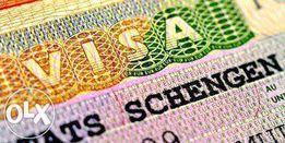 Визы шенген, США, Англия, Кипр