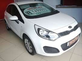 2013 KIA RIO 1.2 5DR WITH ONLY 70512KMS