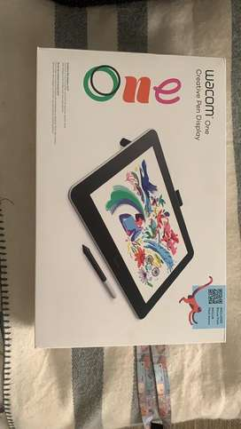 Wacom one Display Tablet