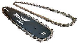Prowadnia + 2 łańcuchy łańcuch Husqvarna 15'' 38cm .325 Silver 64ogniw