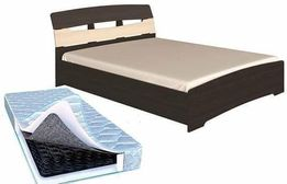 Кровать Марго + Матрас