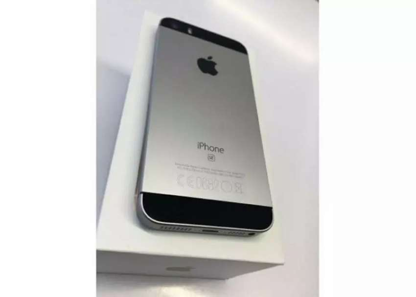 APPLE IPHONE SE 16GB IMMACULATE IN THE BOX FOR SALE OR SWAP