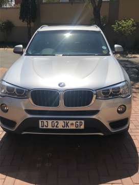 2014 XDrive20i X3 once in a lifetime opportunity