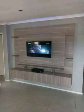 Floating TV stands