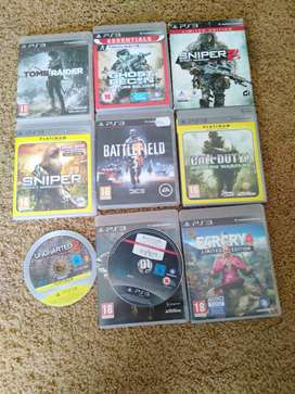 Ps 3 games