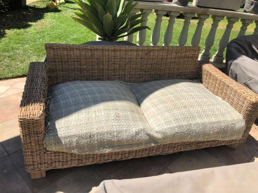 Garden Wicker Set - Quick Sale 0