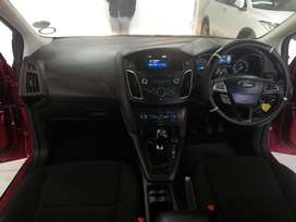 Ford Focus 1.0 Eco Boost Automatic