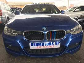 2012 Bmw Engine 320d Automatic