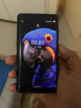 Nokia 8 Sirocco is prostine condition