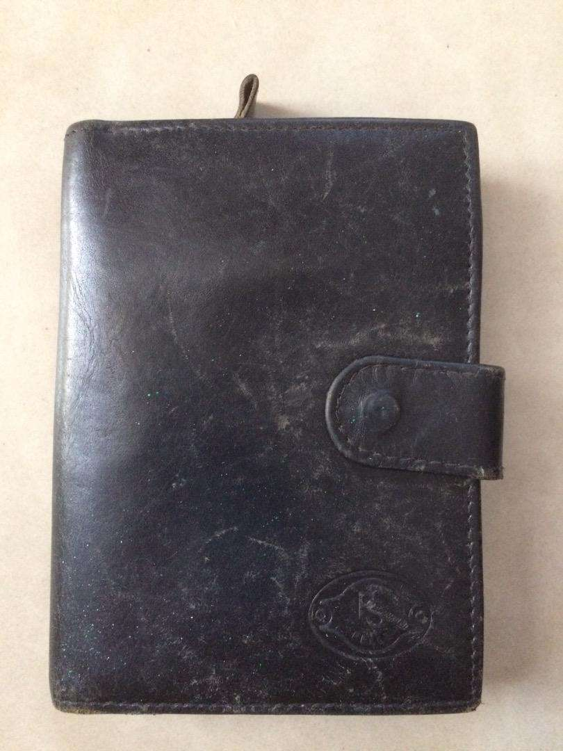 Lady Leather wallet 0