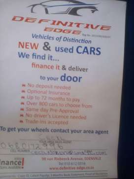 Seling new and used cars