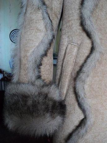 женская дублёнка Червоноград - изображение 4