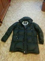Курточка мужская пуховая удлиненная VIVACANA новая 52-54 р.