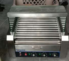 Crome catering  sauge griller