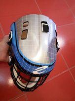 Флорбольный врaтарский шлем Eagle