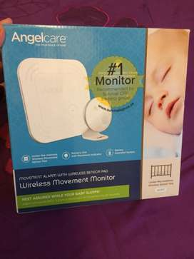 Angel Care baby monitor & NUK items