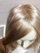 Натуральный парик, парики из натуральных волос