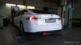 Сертификация Tesla model S X 3